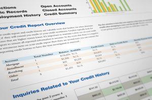 Initial Credit Audit